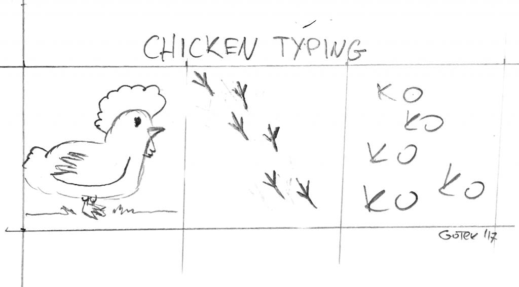 Chicken Typing - edycja wielkanocna :)