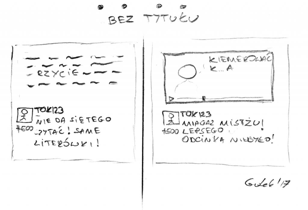 Gutek Rysuje - Bez tytułu